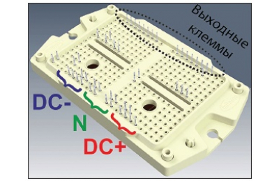Новий низькоіндуктивний корпус Easy 3B та 950‑В IGBT–діодна технологія від Infineon
