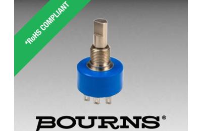 Нова серія DMS22B надійних енкодерів від Bourns для важких умов експлуатації (IP50)