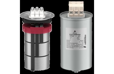 Компания TDK-Epcos представила новую серию высоконадежных  конденсаторов для фильтров переменного тока