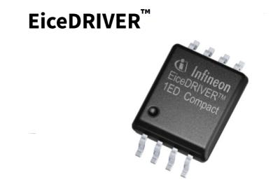 Нові компактні драйвери від Infineon Technologies AG для бюджетних застосуваннь.