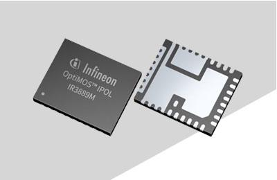 Новые продукты и решения Infineon, март 2020