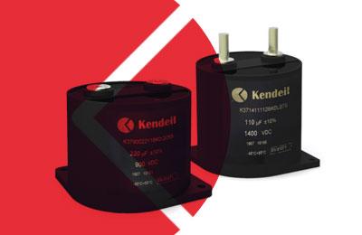 Новые высоконадежные конденсаторы Kendeil K37