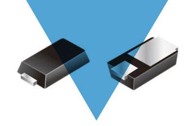 Сверхбыстродействующие диоды Vishay серии Fred Pt в корпусе MicroSMP