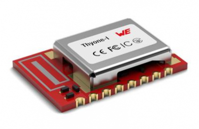 Радіомодулі WE з протоколами Wirepas